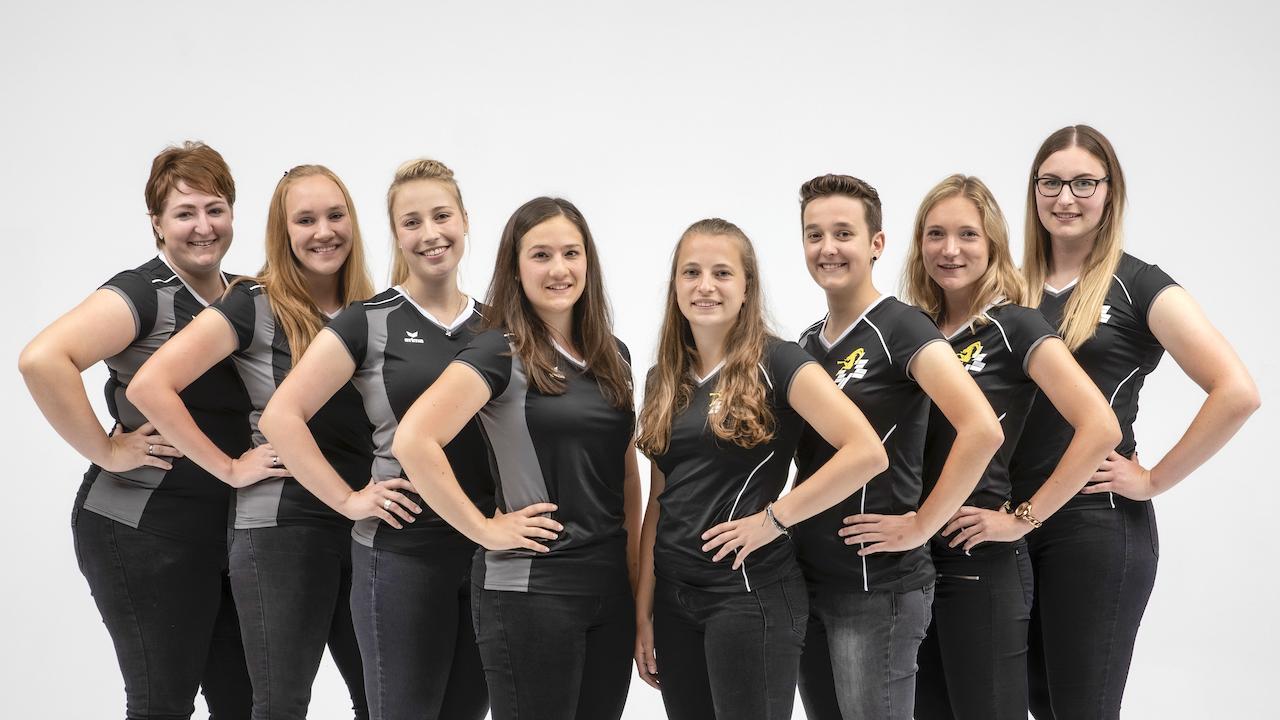 Leiterteam Mädchenriege